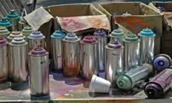 Empty cans can also be a cause of worry