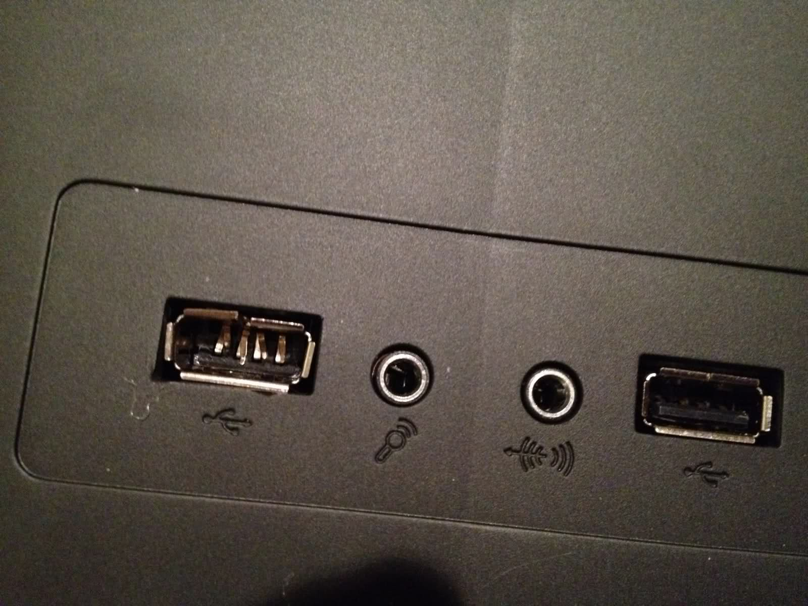 faulty USB port may be causing DSLR not connecting to Mac