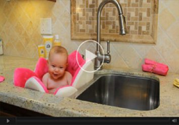 Sink Inserts bathtubs for babies