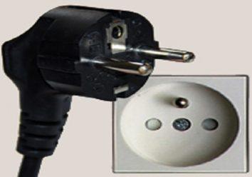 Type E socket