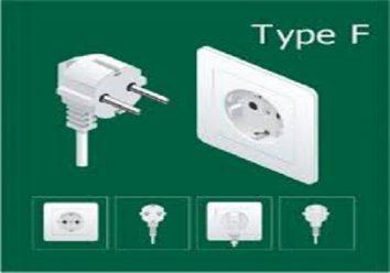 Type F socket