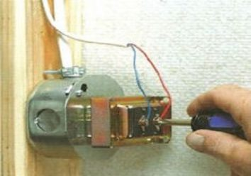 First cut off power supply
