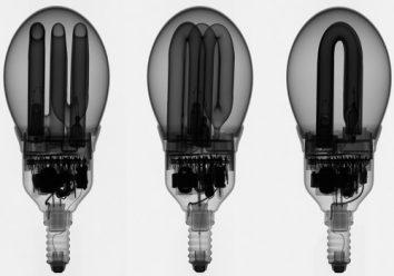 Defective fluorescent bulb