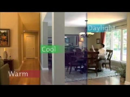 LED Color Temperature For Home