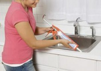 Here is how to assemble and fit your new sink into place