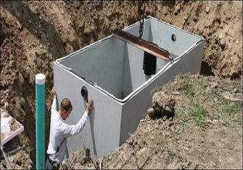 Proper installation is the first step towards septic tank maintenance