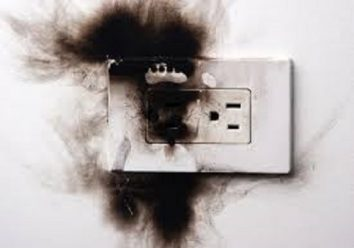 employ caution in all electrical work