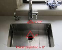 Installing the new bathroom sink
