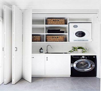 Built-In Washing Machine structure