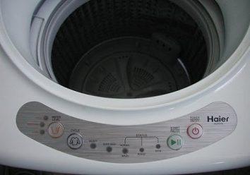 Haier HLP21N washing machine