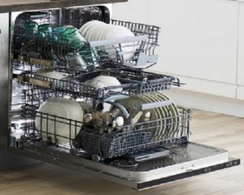 Think twice before buying a dishwasher