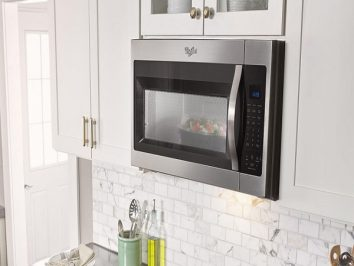 best built in microwave ovens