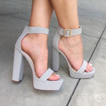 Unsteady heels