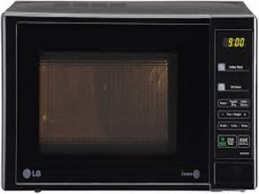 how to use a LG microwave oven