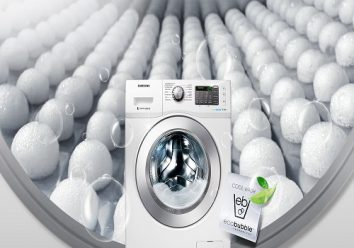 Samsung WF652U2BHWQ/TL fully automatic washing machine