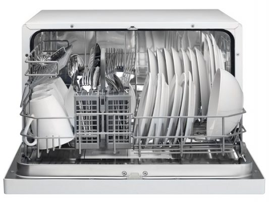 Portable dishwasher pros and cons