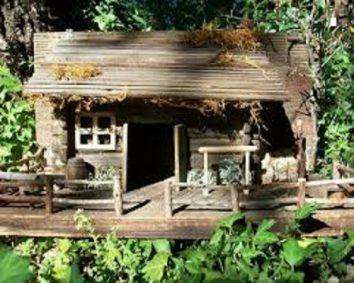 Creating a mini cabin