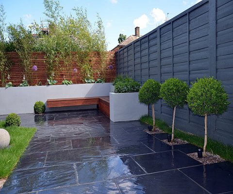 Low maintenance garden design ideas