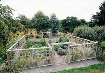 determining the size of your garden layout