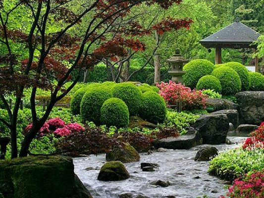Apanese Garden Ideas For Landscaping
