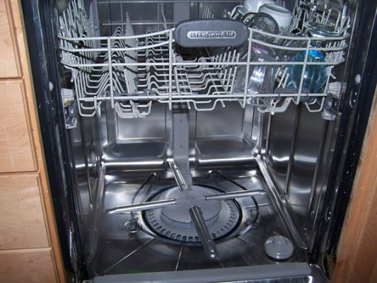 Your dishwasher stopped working? Here's how to fix it