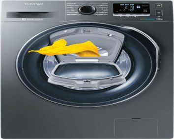 The features of Samsung front load washing machine and how to use them