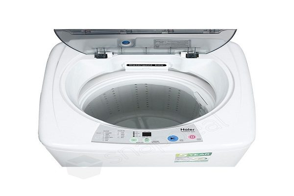 how to use haier automatic washing machine