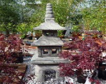 Incorporating a pagoda pillar