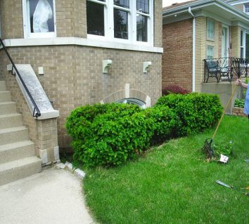 Conceal Your Home with Landscaping
