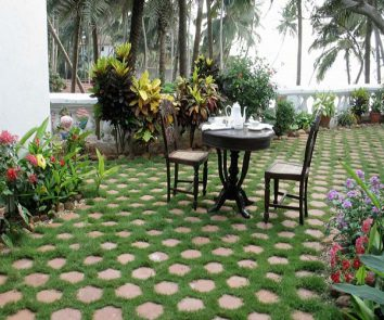 Ideas to decorate your terrace garden