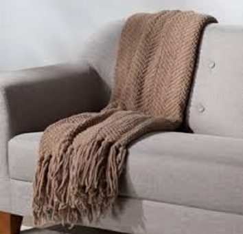 Introducing pillows and throwing blankets