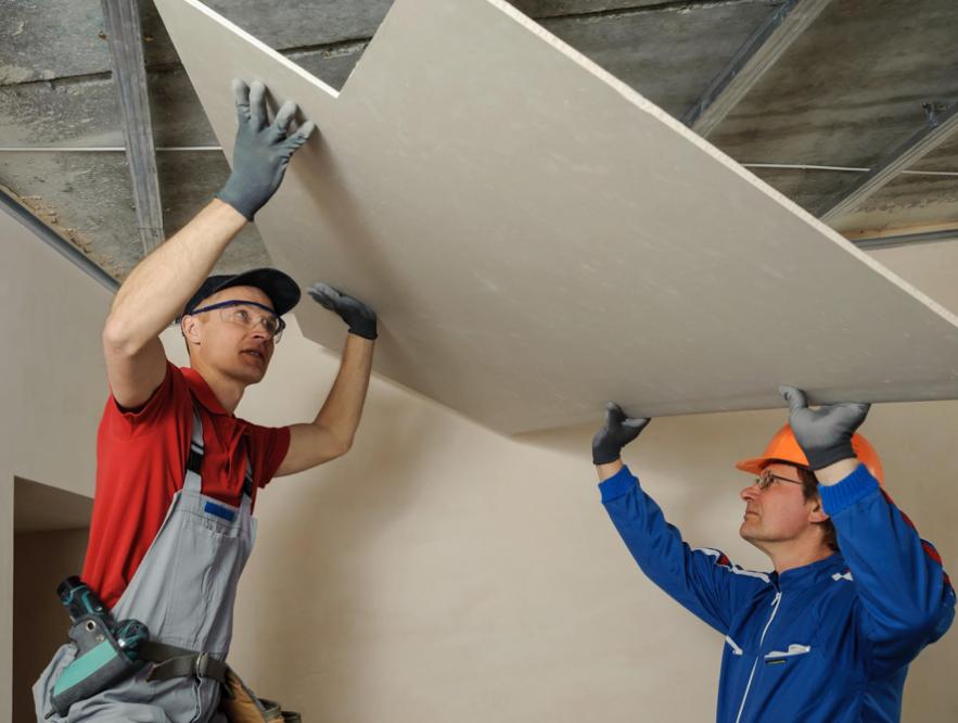 Hire Drywall Contractors