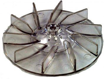 Vacuum cleaner fan