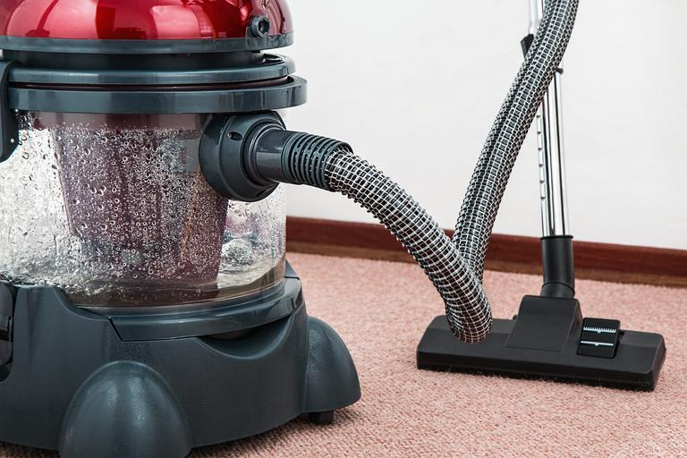 If Vacuum Cleaner lost its suction