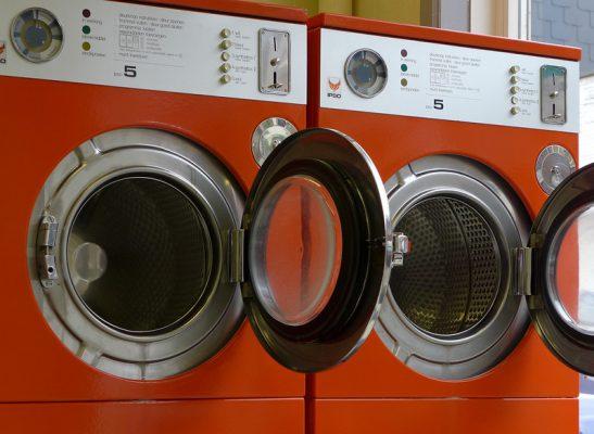 Washing machine noise