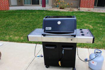 gas grill regulator