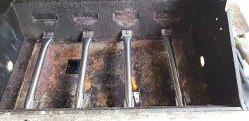 barbecue gas burners