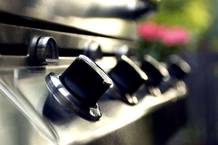 gas grill control knobs