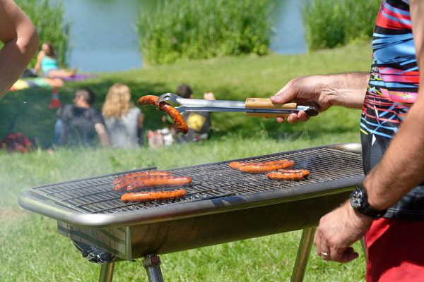 Electric vs gas grill