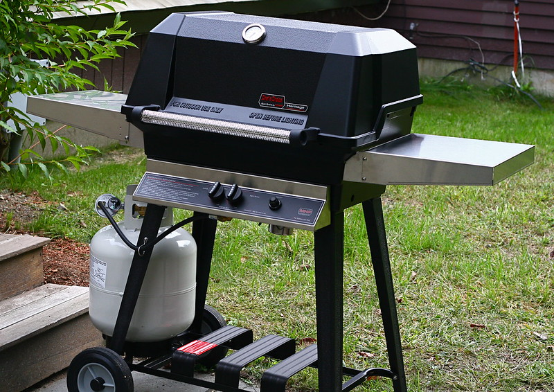 propane tank gas grill