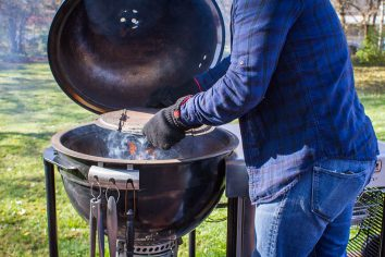 Common barbecue mistakes