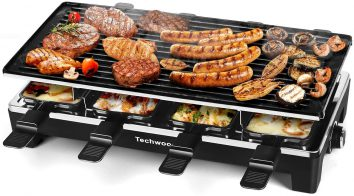 pros and cons of electric grill