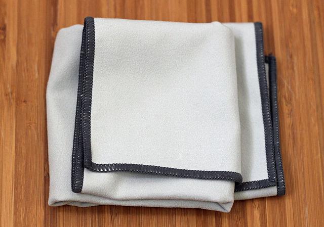 microfiber cloth for surveillance cameras