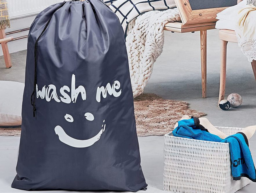 Not using laundry bags is a common laundry mistake